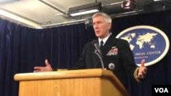 美軍太平洋司令洛克利爾海軍上將