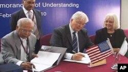 امریکہ اور آئی بی اے کی جانب سے سنٹر فار انٹرپرینیوریل ڈیویلپمنٹ کا قیام