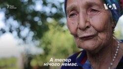 Історія жінки, яка залишилася сам-на-сам з війною у селищі неподалік Донецького аеропорту. Відео