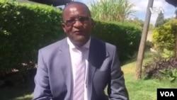 Munyori mukuru weMDC-T, VaDouglas Mwonzora