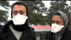 2013-01-23 美國之音視頻新聞: 北京再現霧霾天氣