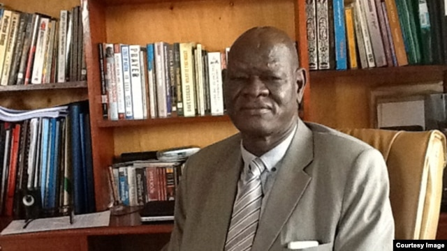 South Sudan former higher education minister Peter Adwok Nyaba sent a scathing letter to President Salva Kiir, announcing that he is resigning from the SPLM.