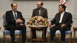 سفر نوری المالکی نخست وزیر عراق به تهران