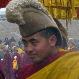 38-year-old Jamyang Palden self-immolated himself on Wednesday in Rebkong in Amdo.