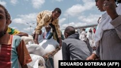 Tigray Ethiopia conflit humanitarian aid - food assistance - refugees