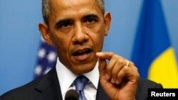 اوباما در مبارزه با دهشت افگنی در جهان بر همکاری با متحدین محلی تاکید ورزید