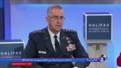 فرمانده راهبردی آمریکا: اگر فرمان استفاده از سلاح اتمی غیرقانونی باشد، رد می شود