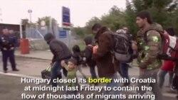 Học tiếng Anh qua tin tức - Nghĩa và cách dùng từ Border (VOA)
