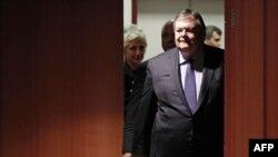 Grčki ministar finansija Evangelos Venizelos