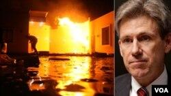 امریکی سفیر لیبیا میں ہلاک