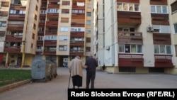 Težak život penzionera. Tuzla, mart 2017. godine