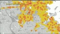 Инновации: карты утечек газа
