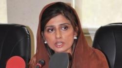 نخستین وزیر امور خارجه زن در پاکستان