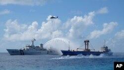 Trung Quốc sẽ không cho phép Việt Nam hoặc bất cứ quốc gia nào khác được an nhiên đưa tàu thuyền tới gần quần đảo Hoàng Sa mà không gặp sự cố.