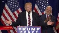 Mike Pence: Vị phó Tổng thống trung thành