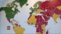 Globalni pad slobode medija, pogoršanje na Balkanu