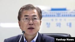 韩国总统文在寅