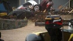 Maryland Town Again Hit by Devastating Flood