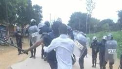 ONGs angolanas condenam violência policial - 1:18