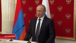 Ukraine, Nga giận dữ cáo buộc nhau trong khi chiến sự leo thang