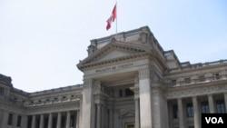 El texto del fallo fue publicado en la página de Internet del Poder Judicial peruano.