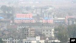 북한의 함경북도 회령시 전경(자료사진)