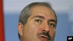 Jordanian Foreign Minister Nasser Judeh (File Photo)