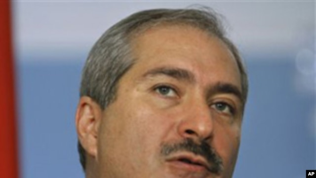 Jordanian Foreign Minister Nasser Judeh (File Photo)