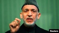 Presiden Afghanistan Hamid Karzai Rabu (28/5) menyambut baik rencana penarikan semua pasukan AS dari Afghanistan.
