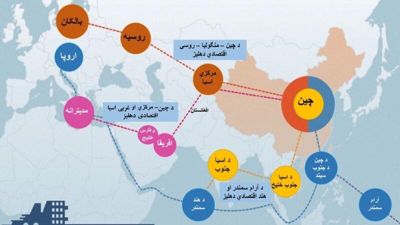چین، پاکستان او افغانستان د ورېښمو پر نوې لار وغږېدل