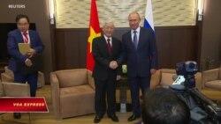 Nga muốn thắt chặt quan hệ quân sự với Việt Nam