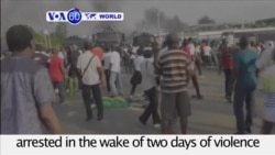 VOA60 World- Over 1,000 Arrested in Gabon Post-election Violence