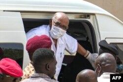 Rais wa zamani Omar al-Bashir