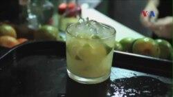 Capirinhas, cocktail truyền thống Brazil đến với thế giới tại World Cup