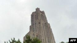 """Pittsburgh Üniversitesi'nin dünyaca ünlü """"Eğitim Katedrali"""""""