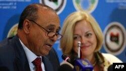 لیبیا کے وزیر خارجہ