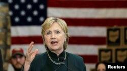 Bà Clinton tiếp tục duy trì thế dẫn đầu trong tổng số phiếu đại biểu, với 2.228 phiếu.