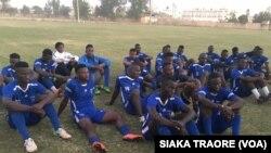 Stade Maliens Senan Tolan Tananw Mali