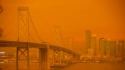 Californie: Des élus locaux appellent à lutter contre le changement climatique