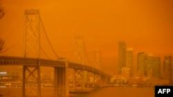 Ura e San Franciskos; 9 shtator 2020