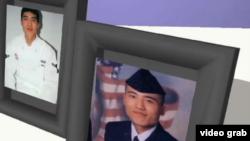 杜威當兵的照片