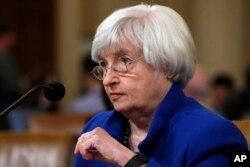 Menteri Keuangan AS Janet Yellen