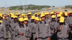 美國政府政策立場社論:中國勞工輸出的問題