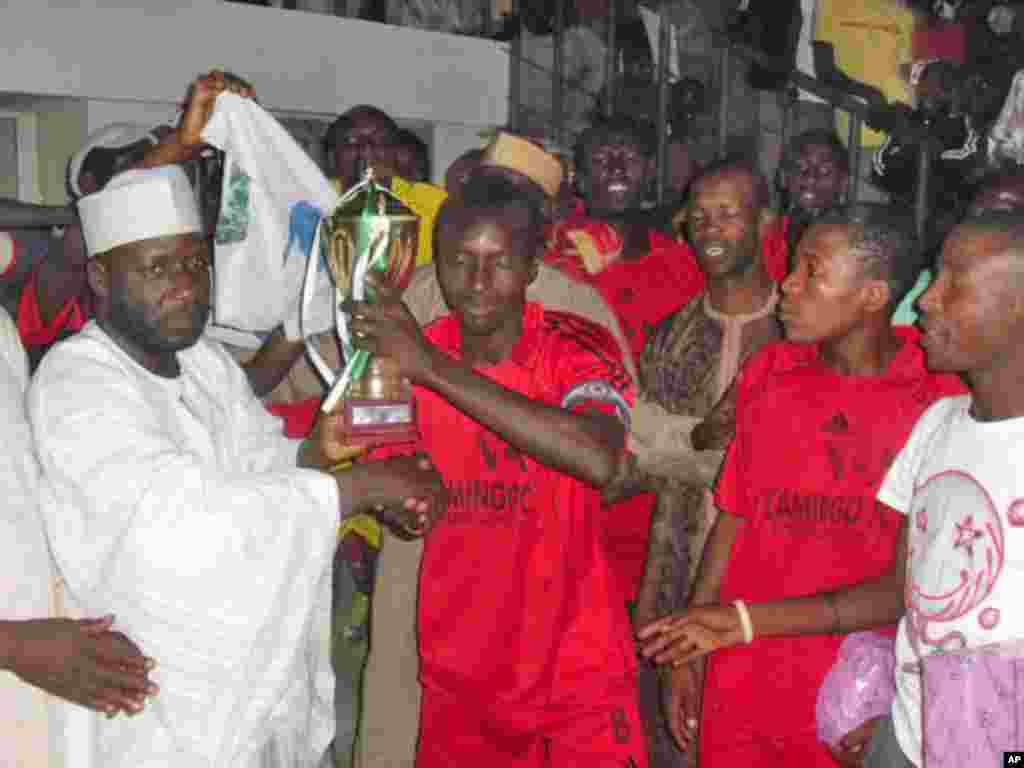 VOA Hausa Flamingos FC Bauchi