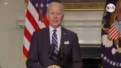 """""""Es hora de actuar"""": Biden firma decretos para combatir el cambio climático"""