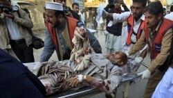 ۵۰ کشته در دو انفجار انتحاری در پاکستان