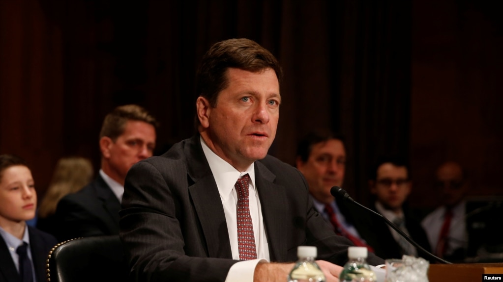 sec attorney US Senate Confirms Wall Street Attorney Jay Clayton to Head SEC
