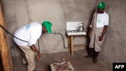 Un projet de biogas