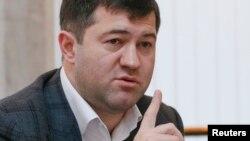 Roman Nasirov, kepala Badan Layanan Fiskal Ukraina (foto: dok).