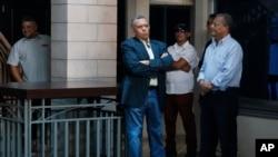 Honduras Corruption